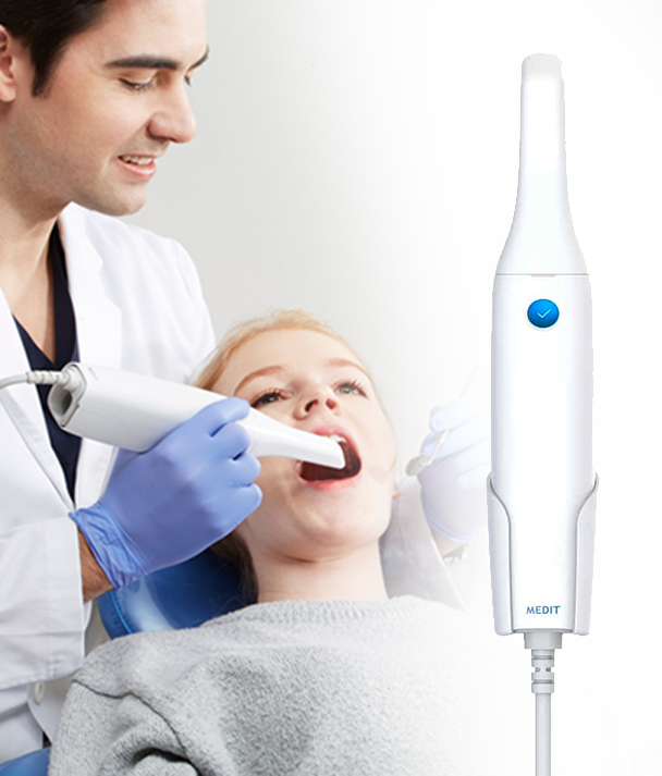 Medit i500 Intraoralscanner